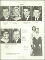 1965 Fall River High School Yearbook Page 44 & 45