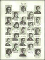 1965 Fall River High School Yearbook Page 50 & 51
