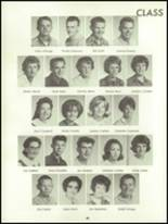 1965 Fall River High School Yearbook Page 52 & 53