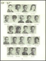1965 Fall River High School Yearbook Page 54 & 55