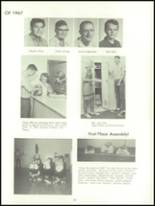 1965 Fall River High School Yearbook Page 56 & 57