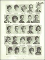 1965 Fall River High School Yearbook Page 58 & 59