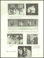 1965 Fall River High School Yearbook Page 68 & 69