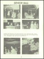 1965 Fall River High School Yearbook Page 70 & 71