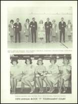 1965 Fall River High School Yearbook Page 72 & 73