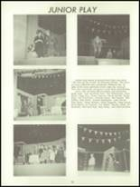 1965 Fall River High School Yearbook Page 74 & 75
