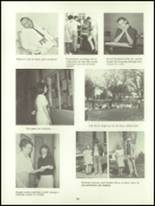 1965 Fall River High School Yearbook Page 82 & 83