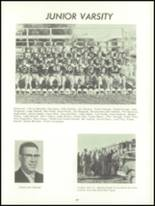 1965 Fall River High School Yearbook Page 90 & 91