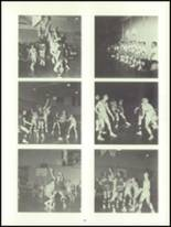 1965 Fall River High School Yearbook Page 94 & 95