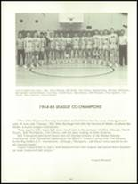 1965 Fall River High School Yearbook Page 96 & 97