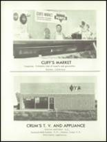 1965 Fall River High School Yearbook Page 110 & 111