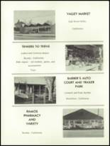 1965 Fall River High School Yearbook Page 112 & 113