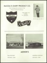1965 Fall River High School Yearbook Page 116 & 117