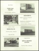 1965 Fall River High School Yearbook Page 122 & 123