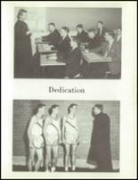 1962 La Salle College High School Yearbook Page 22 & 23