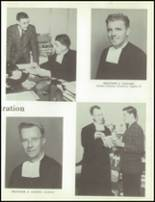 1962 La Salle College High School Yearbook Page 24 & 25