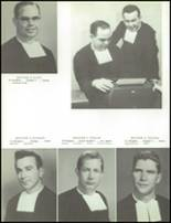 1962 La Salle College High School Yearbook Page 32 & 33