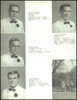1962 La Salle College High School Yearbook Page 62 & 63