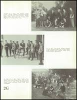 1962 La Salle College High School Yearbook Page 84 & 85