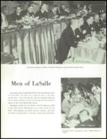 1962 La Salle College High School Yearbook Page 122 & 123