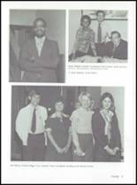 1975 East High School Yearbook Page 12 & 13