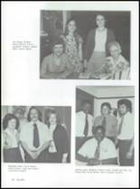 1975 East High School Yearbook Page 14 & 15