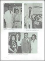 1975 East High School Yearbook Page 16 & 17