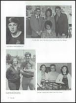 1975 East High School Yearbook Page 18 & 19