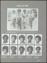 1975 East High School Yearbook Page 20 & 21
