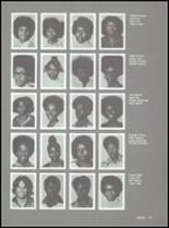 1975 East High School Yearbook Page 22 & 23