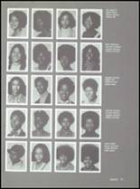 1975 East High School Yearbook Page 24 & 25