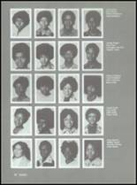 1975 East High School Yearbook Page 28 & 29