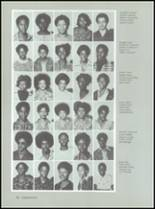 1975 East High School Yearbook Page 32 & 33