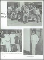 1975 East High School Yearbook Page 44 & 45