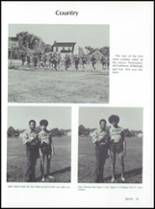 1975 East High School Yearbook Page 56 & 57