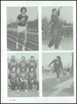 1975 East High School Yearbook Page 68 & 69