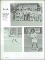 1975 East High School Yearbook Page 72 & 73