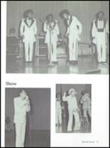 1975 East High School Yearbook Page 76 & 77