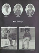 1975 East High School Yearbook Page 96 & 97