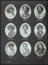 1975 East High School Yearbook Page 100 & 101