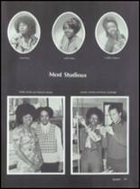 1975 East High School Yearbook Page 118 & 119