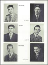 1952 Rockford High School Yearbook Page 18 & 19