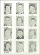 1952 Rockford High School Yearbook Page 40 & 41