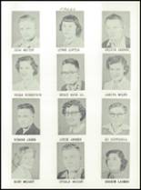 1952 Rockford High School Yearbook Page 44 & 45