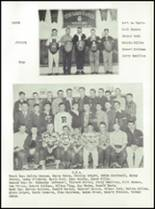 1952 Rockford High School Yearbook Page 58 & 59