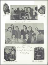 1952 Rockford High School Yearbook Page 60 & 61