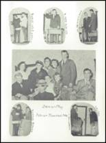 1952 Rockford High School Yearbook Page 62 & 63