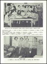 1952 Rockford High School Yearbook Page 70 & 71