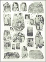 1952 Rockford High School Yearbook Page 74 & 75