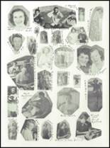 1952 Rockford High School Yearbook Page 76 & 77